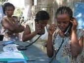 Images: TSF helps Haiti quake survivors reconnect