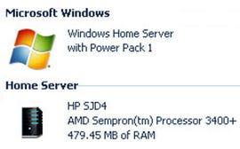 Windows Home Server gets the big fix