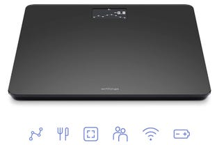Withings Body-Smart Weight & BMI Wi-Fi Digital Scale