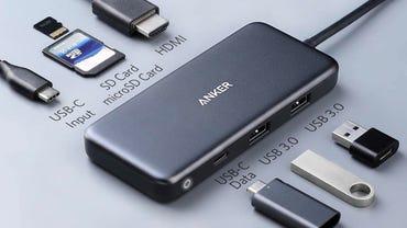 PowerExpand+ 7-in-1 USB-C PD Media Hub