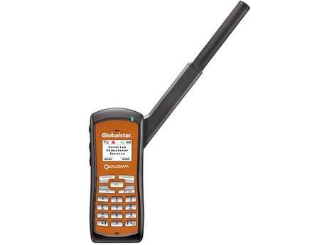 Globalstar satellite phone