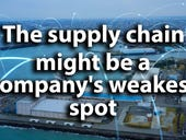 The supply chain might be a company's weakest spot