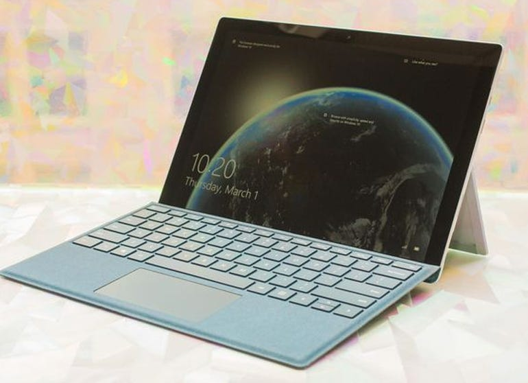 Mobile connectivity returns to the Surface family