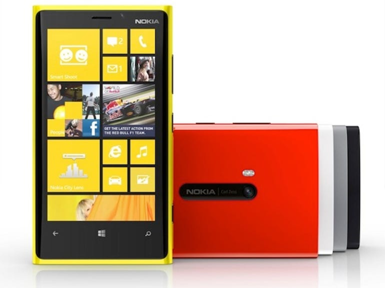 Seven reasons to buy the Nokia Lumia 920
