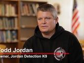 Jordan Detection K9 owner talks about marketing a niche business online