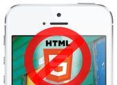 No HTML5 on Mobile