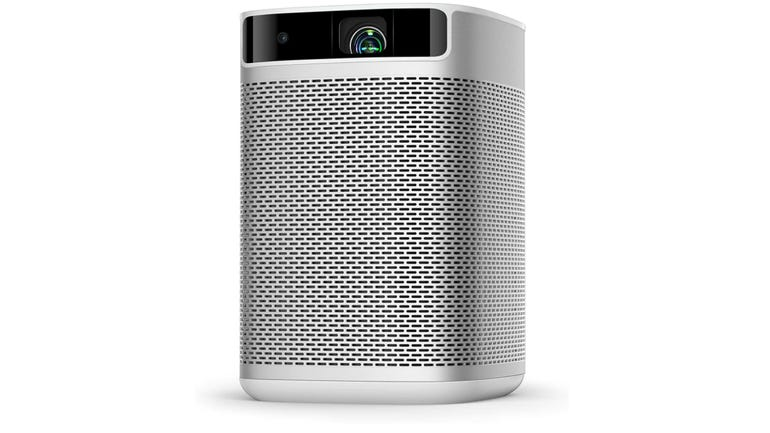 XGIMI MoGo Pro projector review compact and portable with Chromecast built-in zdnet