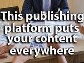 Restaurant menus or fashion magazines: This publishing platform puts your content everywhere