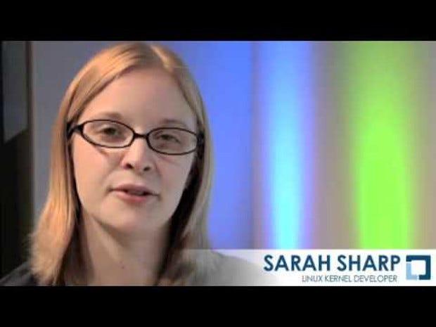 Linux developer Sarah Sharp