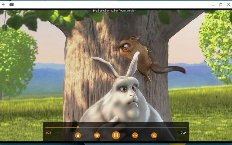 Chromebooks Get An Official Android Port Of The Vlc Media Player Zdnet