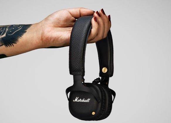 Marshall Mid Bluetooth headphones