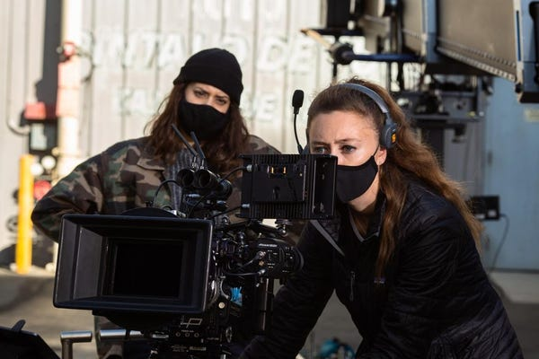Making a Hollywood movie, from home: Using cloud computing to film a thriller