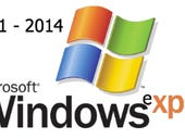 Windows XP, the end is nigh. Survey says, It's time to say goodbye
