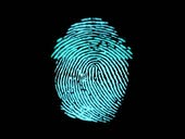 Using thumbprints to prevent ID fraud