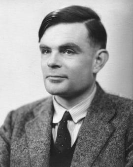 Alan Turing <br />