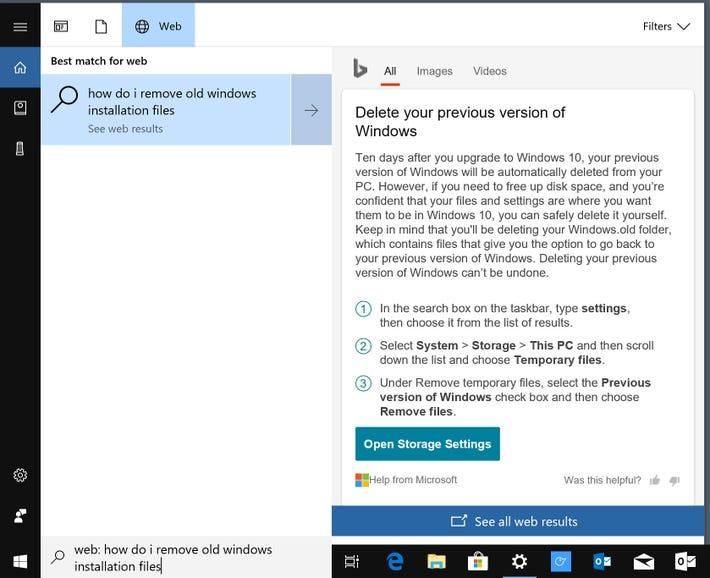 Get help with Windows 10