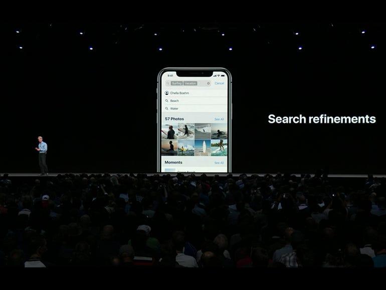 iOS 12: Time to talk Photos