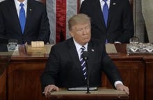 The terrible, horrible, no good, very bad bid. Then Trump