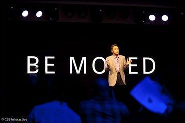 Sony slogan CES