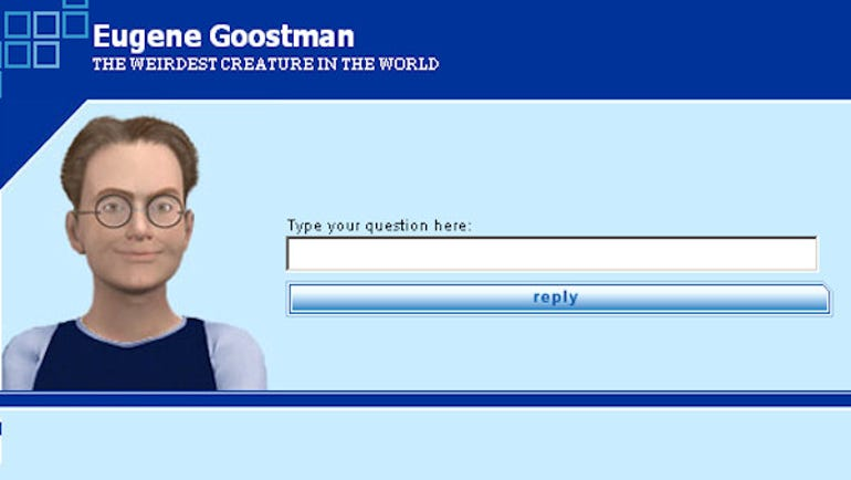Computer chatbot 'Eugene Goostman' passes the Turing test | ZDNet