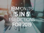 IBM on its '5 in 5' predictions for 2019