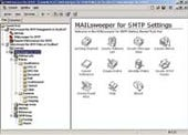 Clearswift MailSweeper 4.3 for SMTP