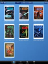 Image Gallery: Bluefire Reader library