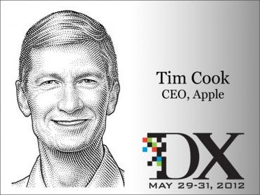 Liveblog: Apple CEO Tim Cook in the Hot Seat at D - Jason O'Grady