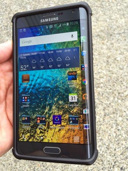 #4: Samsung Galaxy Note 4/Note Edge