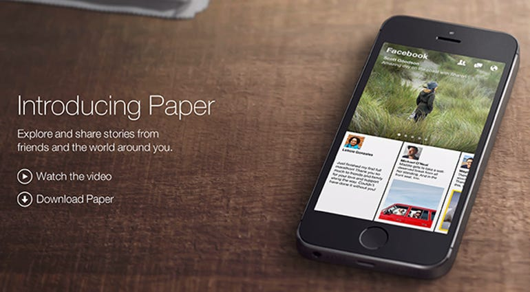 FiftyThree objects to Facebook's choice of 'Paper' – Jason O'Grady
