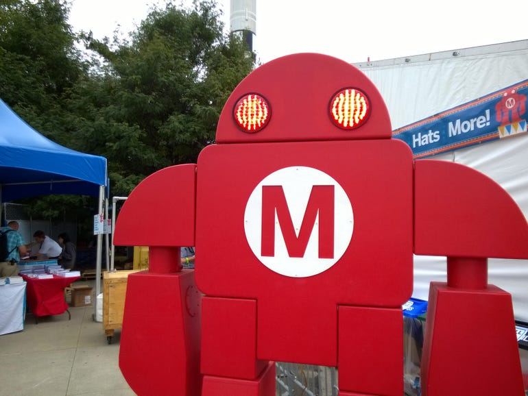 Games at Maker Faire New York 2018