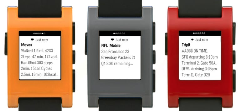 Pebble announces iOS 7 notification support and SDK 2.0