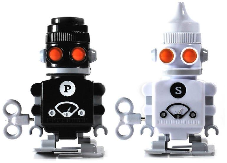 What a robotics VC sees