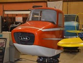 American Link flight simulators win Britain's top computer conservation award