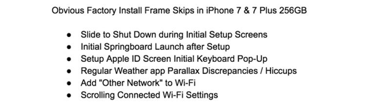 iOS 10 plagued by frame drops, skips, and horrible user interface bugs