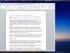Ta-da! Microsoft Office 2010 running on Linux Mint