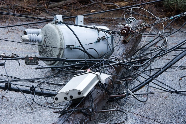 We were scared of our electrical infrastructure