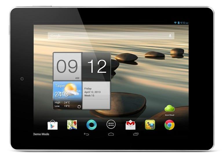Acer Iconia A1 photo forward