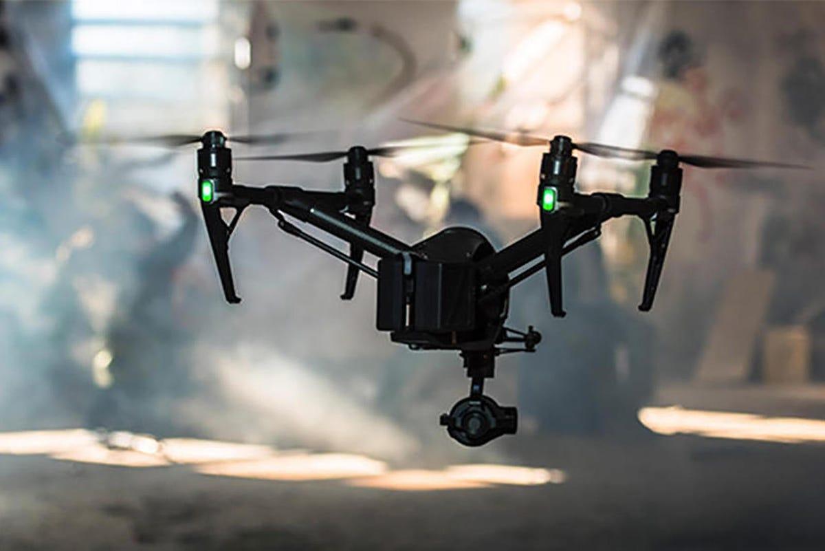 La préfecture de police de Paris privée de l'usage de drone en manifestation