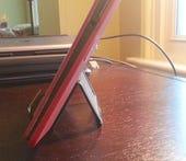 Tablet stand hack side