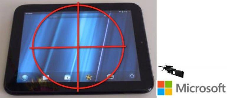 MS kills TouchPad