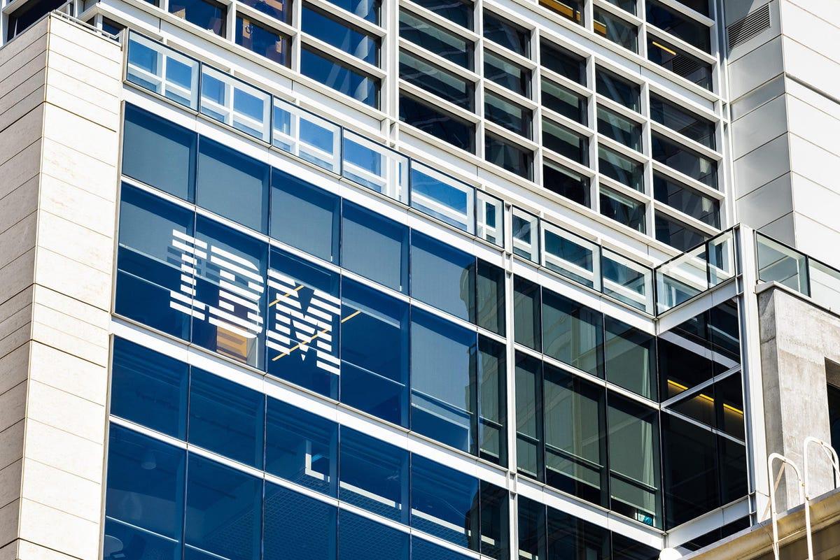 IBM headquarters located in SOMA district, San Francisco