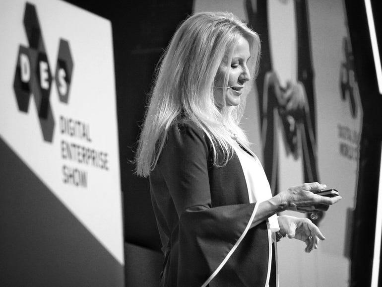 Tamara McCleary at DES 2018