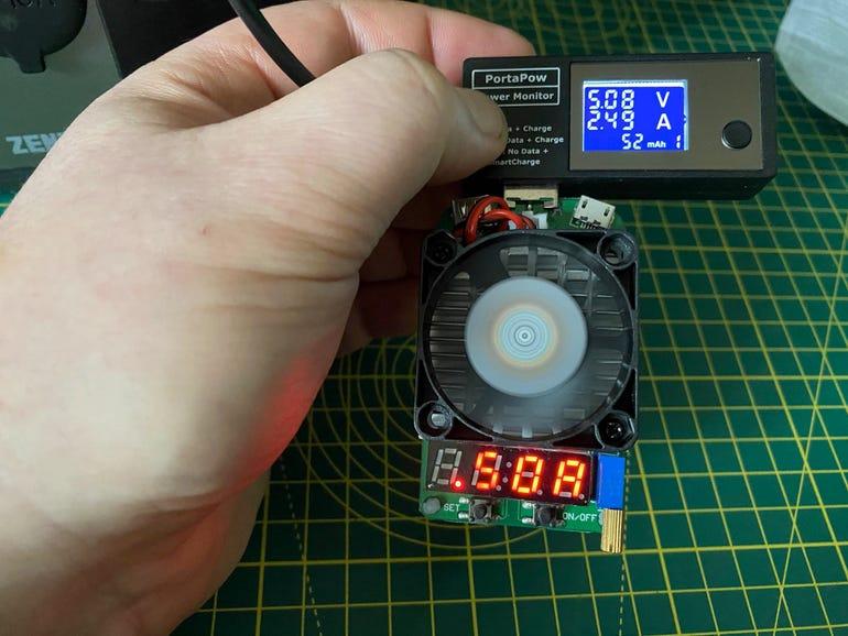 PortaPow Power Monitor V3