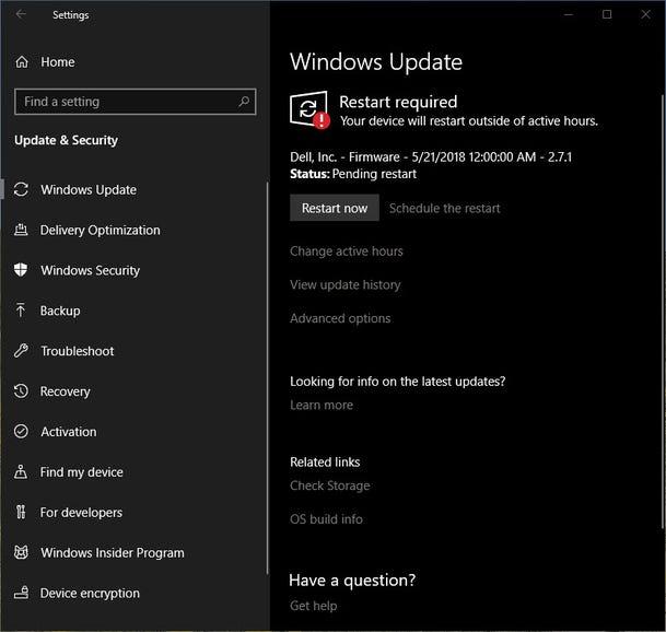 More tweaks to make Windows updates less annoying