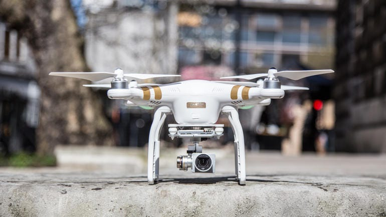 What's the best entry level drone for photography?