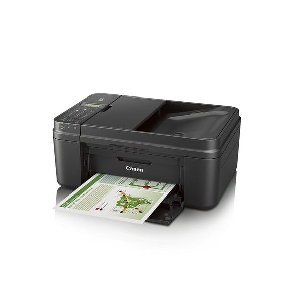 Canon PIXMA MX492 Wireless All-In-One printer with mobile and tablet printing