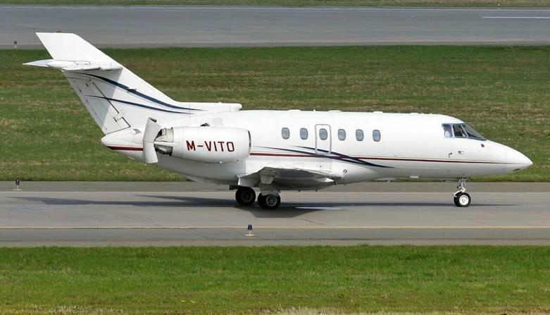 M-VITO airplane