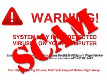 Here's how fake telephone tech support scams work