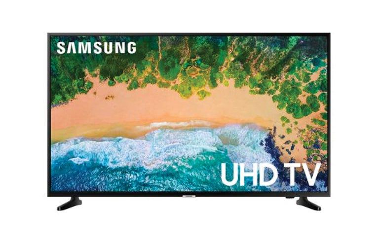 Samsung 55-inch 4K UHD Smart LED TV